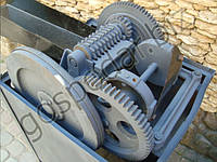 Качественная Электрическая заводская соломорезка с металлической станиной на подшипниках
