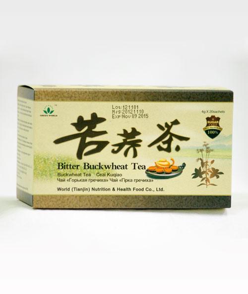 Чай из горькой гречихи Грин Ворлд купить,20 пакетиков по 4 грамма.