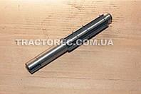 Вал привода редуктора почвофрезы 230мм мототрактора или переходного редуктора DW160, ДМТЗ-160, Crosser, Viper