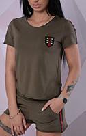 Костюм женский с шортами ЛЧ010/03, фото 1