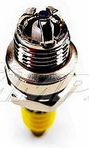 Свеча  AKME Premium YELLOW 3-х контактная, фото 2