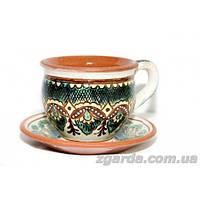 Чашка из косовской керамики