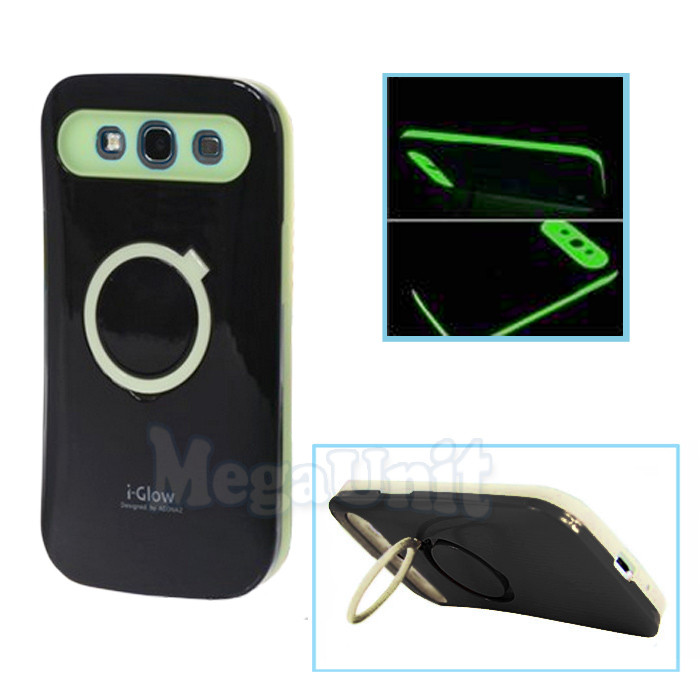 I-Glow Флуоресцентный чехол для Samsung Galaxy S3 i9300