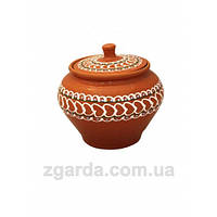 Кастрюля из косовской керамики