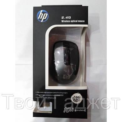 ОПТ/Розница Мышь компьютерная беспроводная HP 2.4G черная