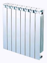Радіатор біметалічний GLOBAL STYLE 350