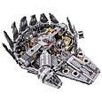 """Конструктор Bela 10467 Star Wars """"Сокол Тысячелетия"""" 1364 деталей, фото 2"""