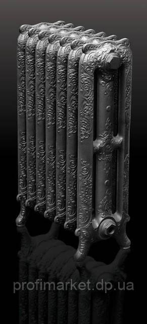 Радиатор чугунный дизайнерский CARRON Rococo 780