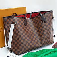 Сумка Женская Louis Vuitton Neverfull, фото 1