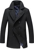 Пальто Delan Elon M Черный (2012)