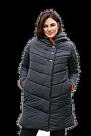 Теплая куртка SIZE+ размеры 58-60