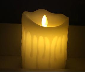 Электронные свечи «Танцующее пламя» 7.5см