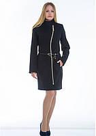 Пальто женское №4 ЗИМА (чёрный)