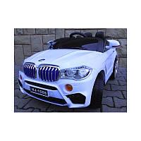 Eлектромобіль CABRIO B6+Eva колеса -білий. Сертифікована компанія. 321b9995089a2