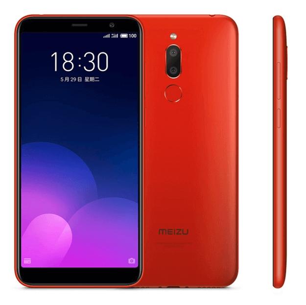 Смартфон Meizu M6T 3Gb 32Gb