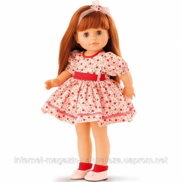 Кукла Настя Paola Reina в платье в цветочек
