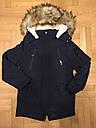 Куртки зимние на меху для мальчиков Grace 8-16 лет, фото 2