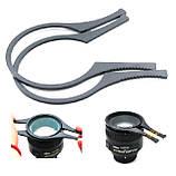 Скручиватель закисшего светофильтра 62-77 мм, фото 2