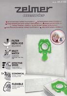 Мешок для пылесоса Zelmer 49.4100