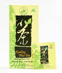 Чай КУ ДИН Грин Ворлд купить,20 пакетиков по 2,5 грамма.