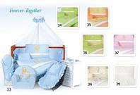 Детский постельный комплект (7 единиц) Tuttolina