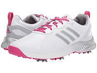 3b67728cc673 Кроссовки Кеды (Оригинал) adidas Golf Response Bounce White Magenta Silver  Metallic