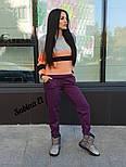 Женский вязаный цветной костюм (в расцветках), фото 4