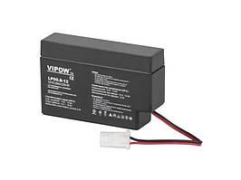 Аккумулятор гелевый VIPOW  12 В 0,8 А/час BAT0221