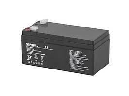 Аккумулятор гелевый VIPOW 12 В 3,3 А/час BAT0219