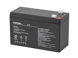Аккумулятор гелевый VIPOW 12 В 7 А/час BAT0211
