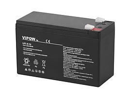 Аккумулятор гелевый VIPOW 12 В 7,5 А/час BAT0214