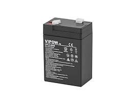 Аккумулятор гелевый 6 В 4,5 А/час HQ BAT0202