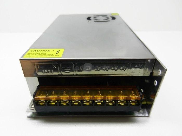 Блок живлення 33А, 400 Вт, 12 В MN-400-12