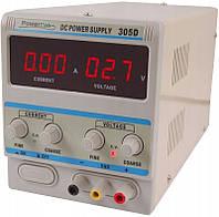 Лабораторний блок живлення POWERLAB 305D 0-30V/0-5A