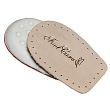Шкіряний підп ¢ яточник з латексної піни Foot Care ПЛ 001