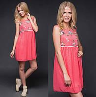 0c0c2515fd0 Шифоновое платье с цветами в Украине. Сравнить цены