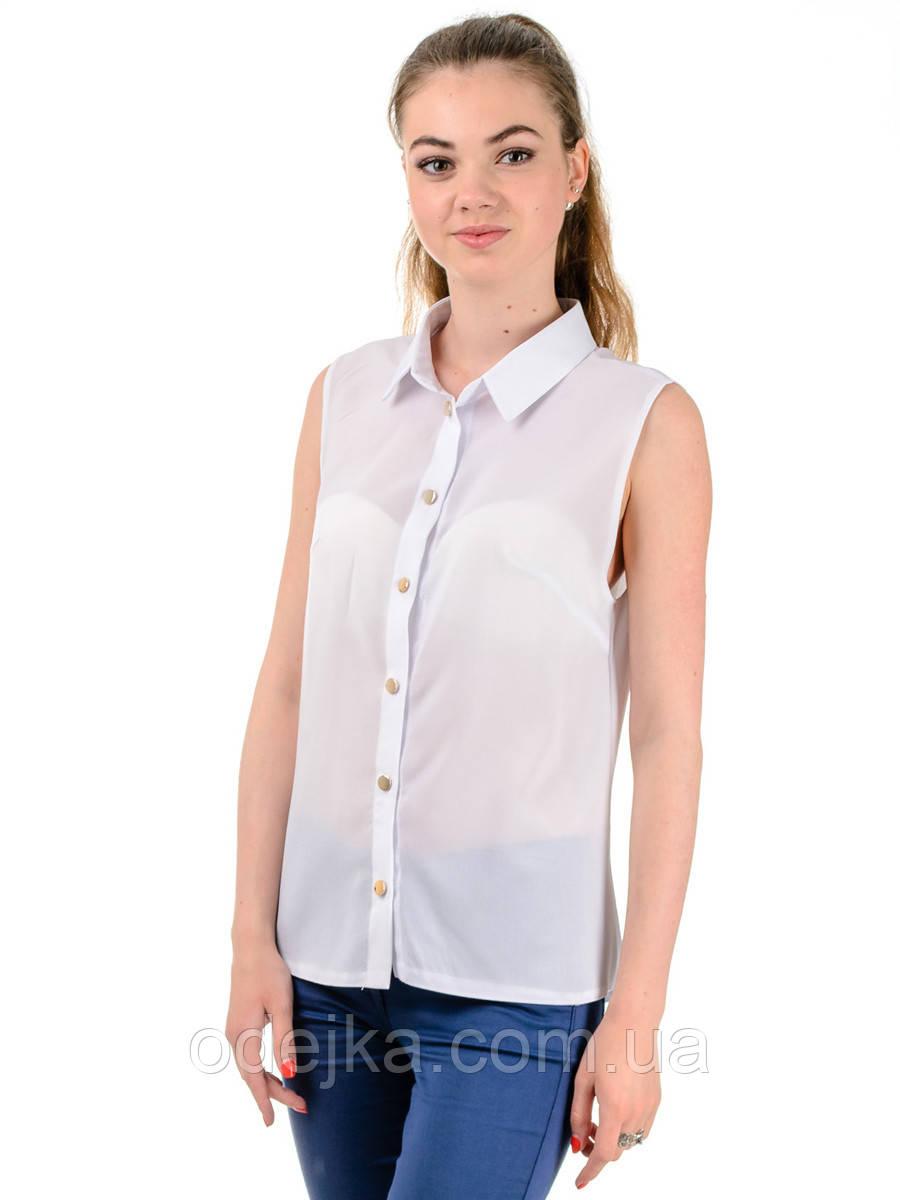 85d8939740f Блуза Женская Летняя 5142 (белый) — в Категории