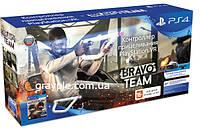 Контроллер прицеливания Sony PlayStation Aim Controller (Bundle) + Игра Bravo Team, фото 1