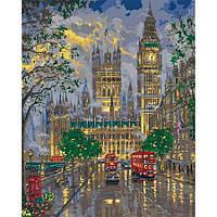 Картина по номерам Дворец Вестминстер 2, 40х50см. (КНО3524), фото 1