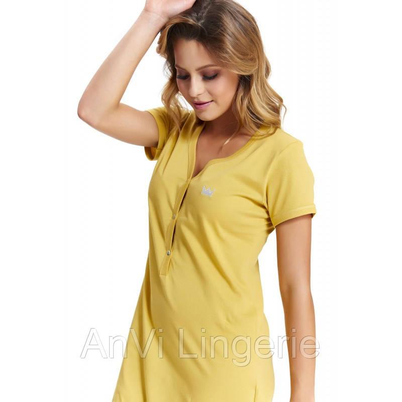 2fd7c9fd8cdf Ночная рубашка для кормящих мам TCB.9505 HONEY: продажа, цена в ...