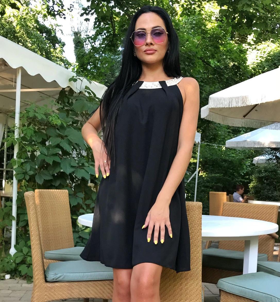 ebeda30ebdb7 Летнее короткое платье