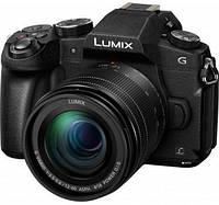 Цифр. фотокамера Panasonic DMC-G80 Kit 12-60mm, DMC-G80MEE-K