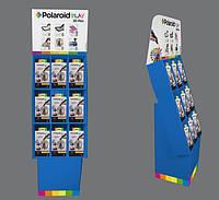 DP-1001-00 Стойка для 3D ручек Polaroid большая 18 мест, DP-1001-00