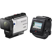 FDRX3000R.E35 Цифр. видеокамера экстрим Sony FDR-X3000 c пультом д/у RM-LVR3, FDRX3000R.E35