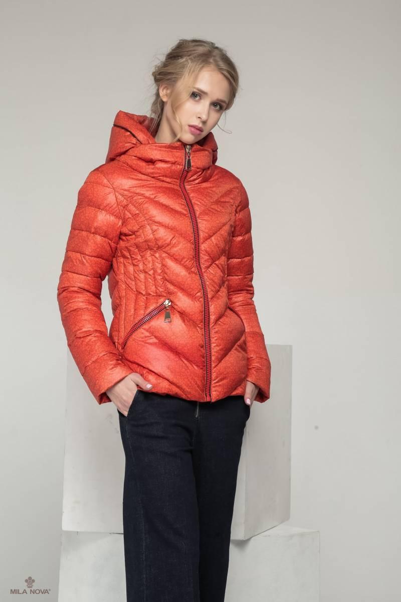 c8282f316856 Мила Нова Куртка С-26 Терракот — в Категории