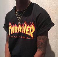 "Футболка Thrasher мужская. Все размеры | Трешер Футболка """" В стиле Thrasher """""