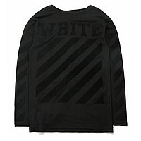 "Свитшот OFF WHITE  Fleece Logo """" В стиле Off White """""