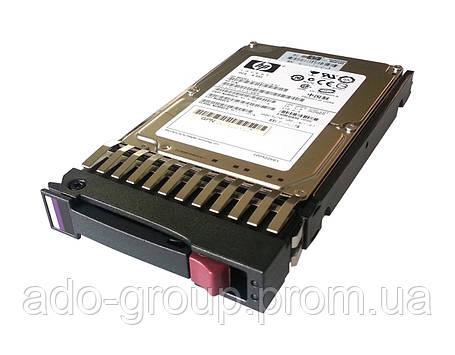 "507119-003 Жесткий диск HP 146GB SAS 10K 2.5"", фото 2"