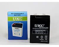 Аккумулятор питания BATTERY UKC RB 640 6V, 4A, 6,75 – 6,90 В, 200 до 500 °C, аккумуляторы UKC RB 640, батареи UKC RB 640, аккумуляторные батареи