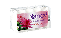 """Мыло туалетное Dalan """"NANCY Beauty""""  5*60г. Водная Лилия  (экопак)"""